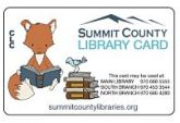 Our Children's Library Card is here!